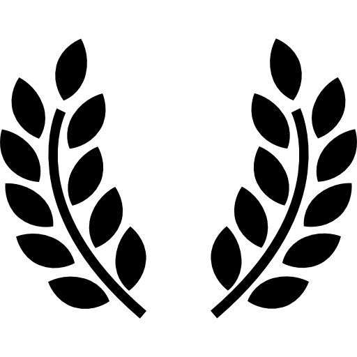 Olive Branches Award Symbol Icons Free Download