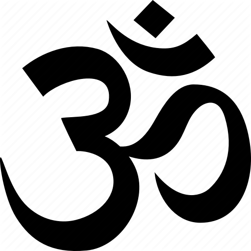 Aum, Hindu, Hinduism, Meditation, Om, Religion, Yoga Icon