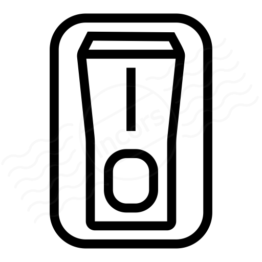 Iconexperience I Collection Switch Off Icon