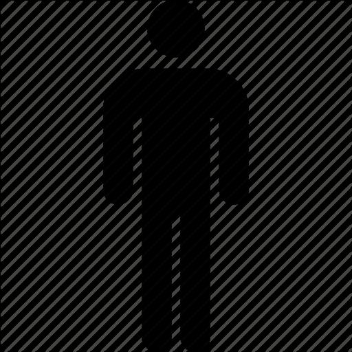 One, Person, Single, User Icon