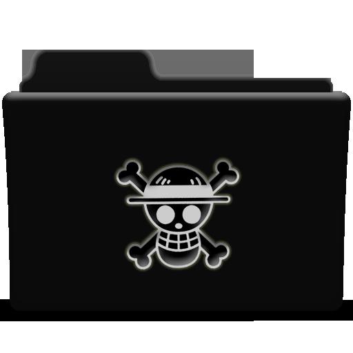 One Piece Folder Icon