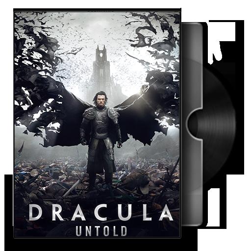 Dracula Untold Dvd Folder Icon