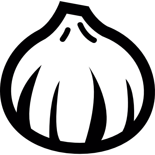Onion Bulb Icons Free Download