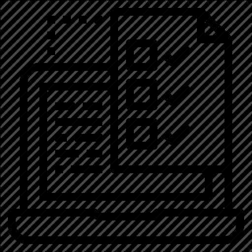 Form, Online, Refund, Return, Tax Icon