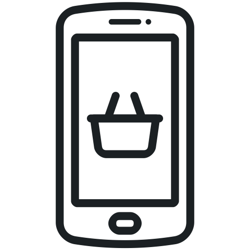 Store Icon, Buy, Online Shop, Shop, Phone, Application, Online Icon