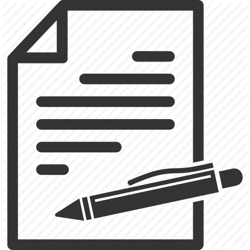 Application Form Icon Png Essay World