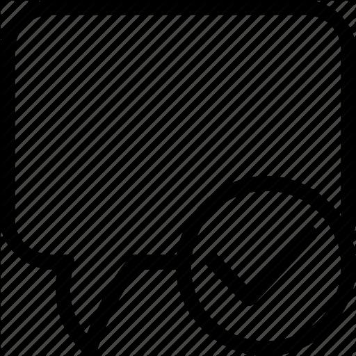 Chat, Communication, Online, Status Icon