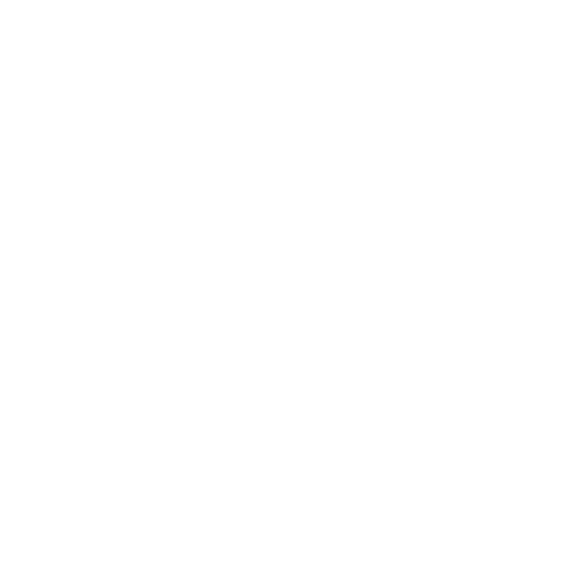 White Online Support Icon
