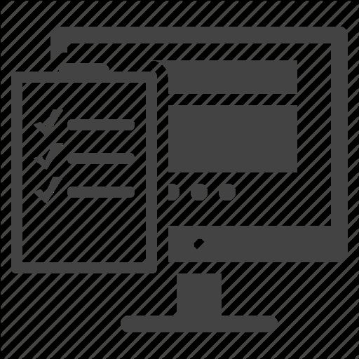 Online Test Icon