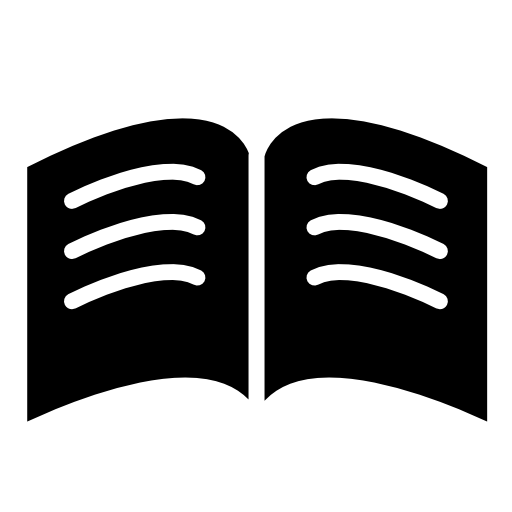 Open Book Icon Download Free Icons