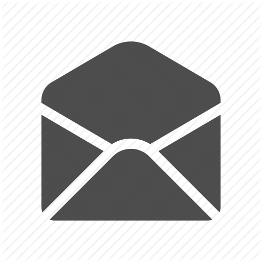 Images Of Open Envelope Icon