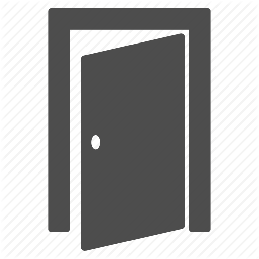 Vector Door Open Huge Freebie! Download For Powerpoint