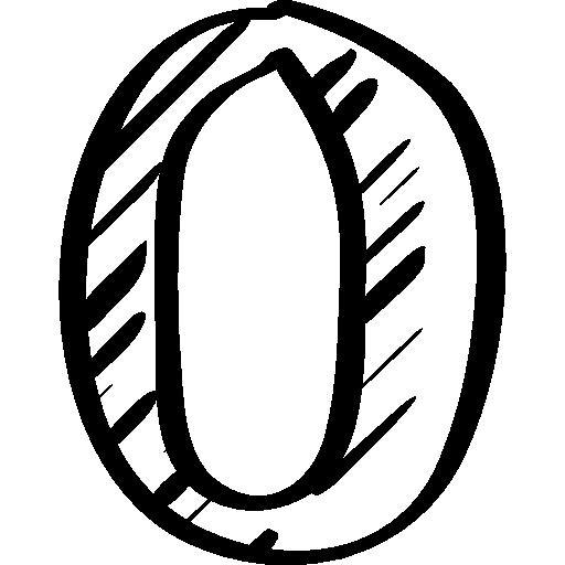 Opera Sketched Logo Outline