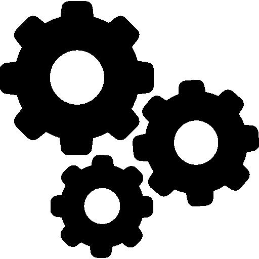 Settings Gears