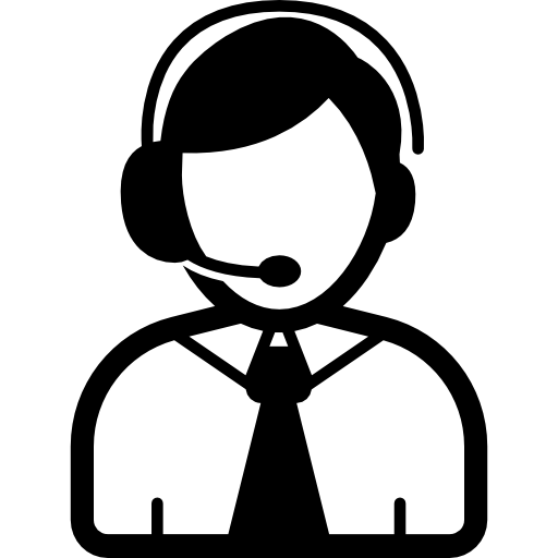Telephone Operator Icons Free Download