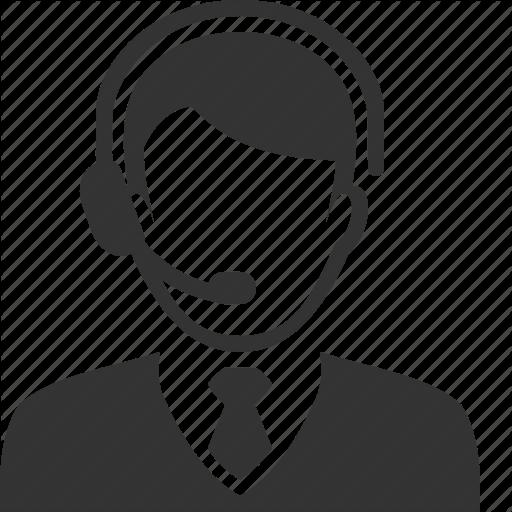 Consultant, Operator, Support, User Icon