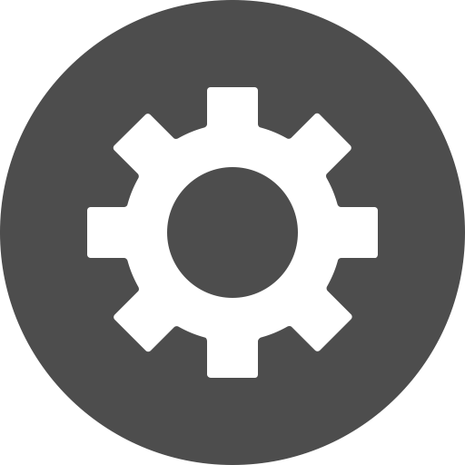 Customize, Gear, Cloud, Cog, Control, Preferences, Options Icon