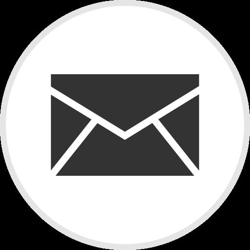 Social Media Envelope Flat Icon