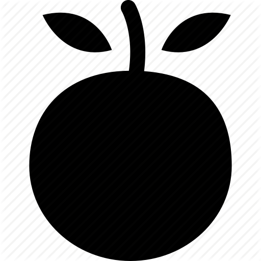 Food, Fresh, Fruit, Orange, Orange Fruit Icon