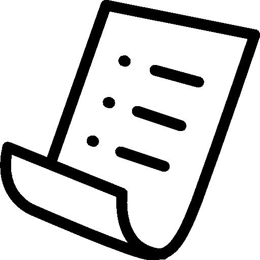 Finance Purchase Order Icon Ios Iconset