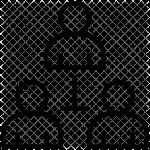 Organization Structure Icon