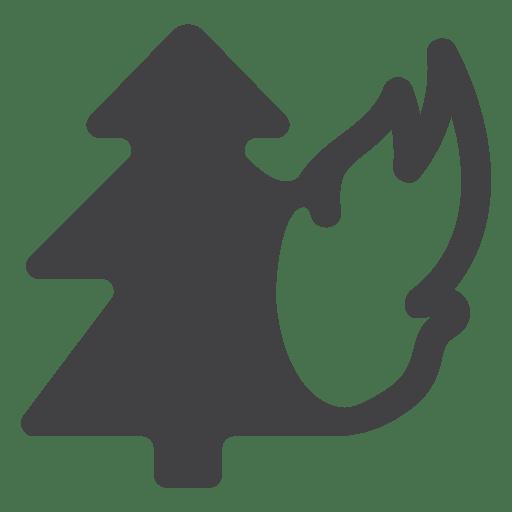 The Forest Logo Transparent