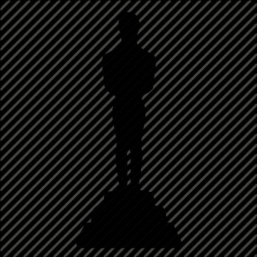 Art, Award, Hero, Oscar, Sculpture Icon