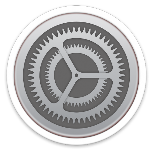Settings Icon Orb Os X Iconset Osullivanluke