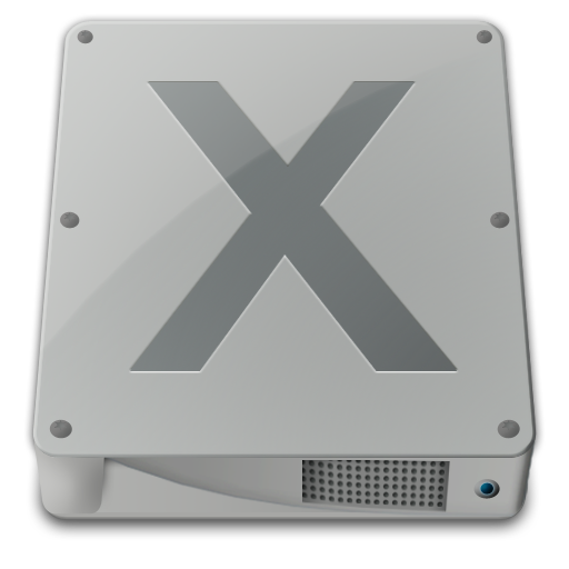 Drive Internal Osx Icon