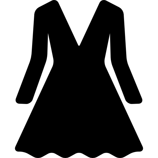 Long Dress With Sleeves