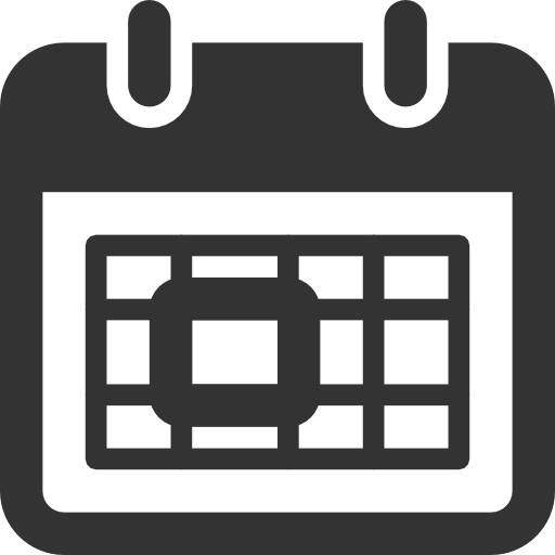 Outlook Calendar Icon