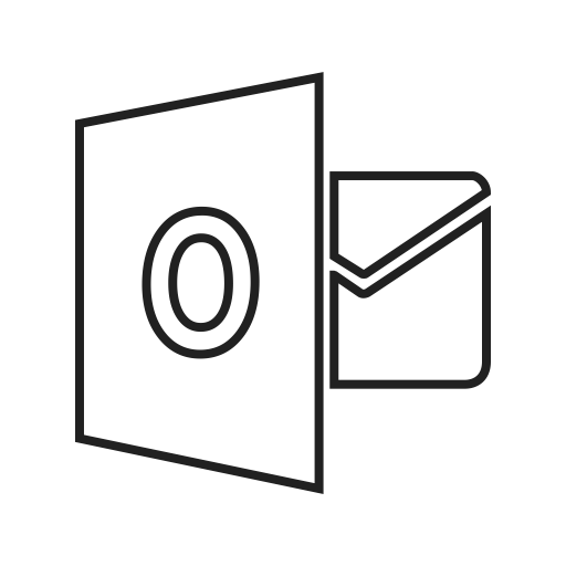 Google, Outlook, Internet, Computer, Message, Mobile, Email Icon