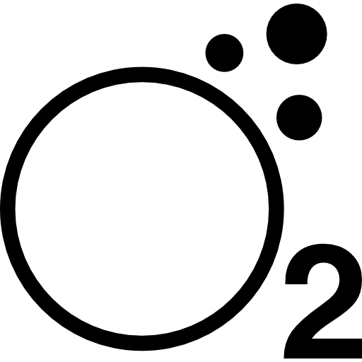Oxygen Symbol Icons Free Download