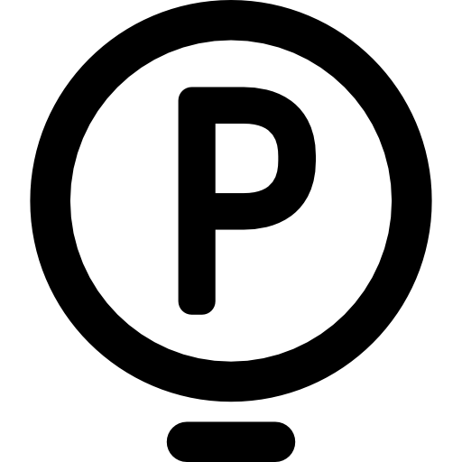 P Inside A Circle