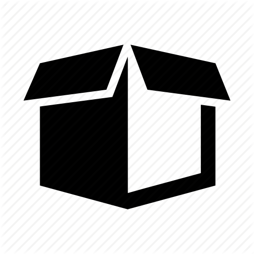 Box, Delivery, Open, Package Icon