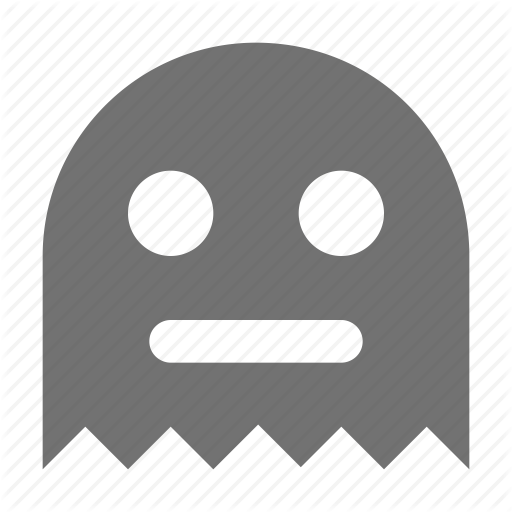 Arcade Game, Game Ghost, Ghost, Pacman, Video Game Icon