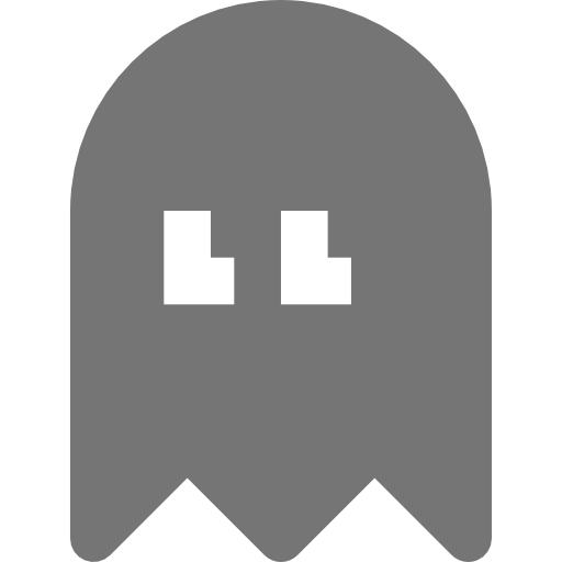 Video, Games, Pacman, Ghost Icon Free Of Nova Solid Icons