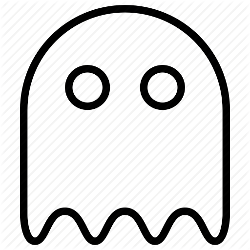Pacman Ghost Transparent Png Clipart Free Download