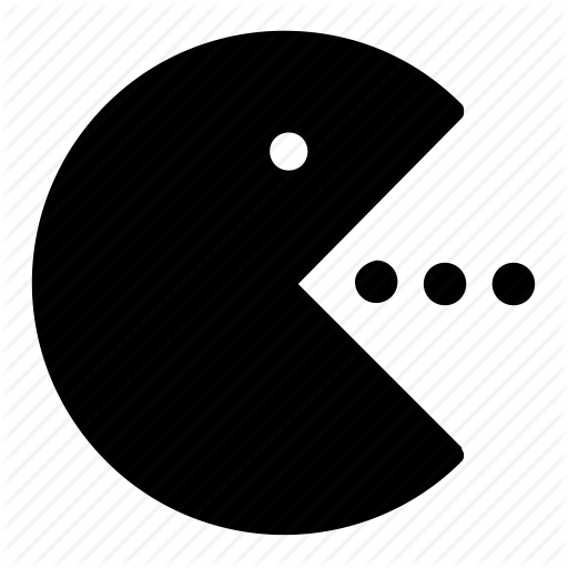 Game, Pacman Icon