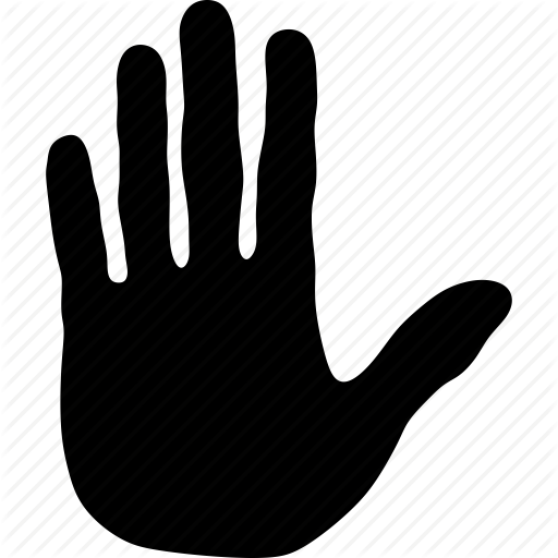 Hand, Finger, Palm, Transparent Png Image Clipart Free Download