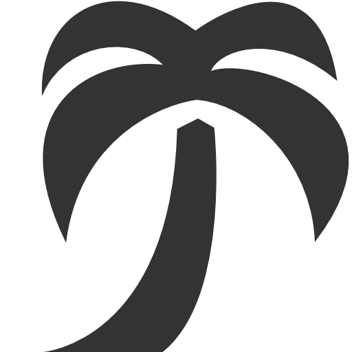 Palm Tree Icon Download Free Icons