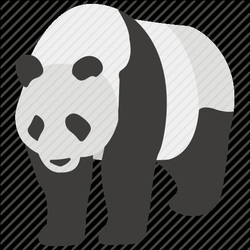 Bear, China, Chinese, Endangered, Environment, Giant, Panda Icon