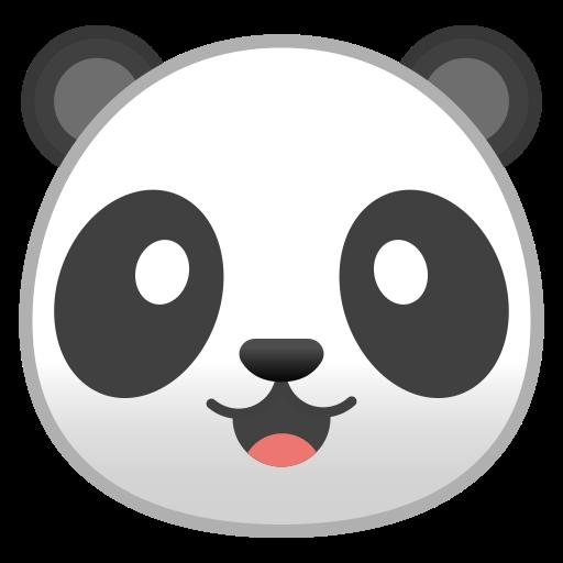 Panda, Face Icon Free Of Noto Emoji Animals Nature Icons