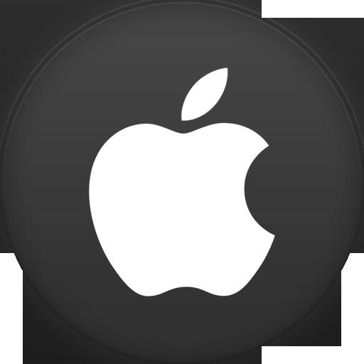Apple Icon Circle Iconset