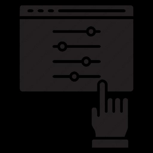 Download Admin Panel Icon Inventicons
