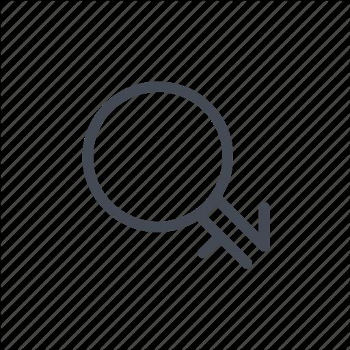 Gender, Intergender, Intersex Icon