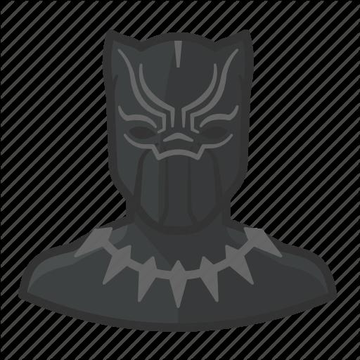 Black, Comic, Panther, Superhero Icon