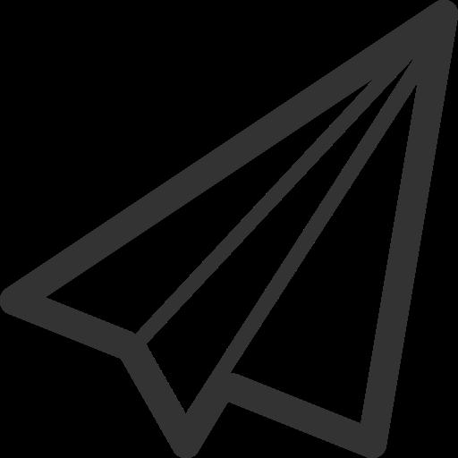 Paper Plane, Paperplane Icon