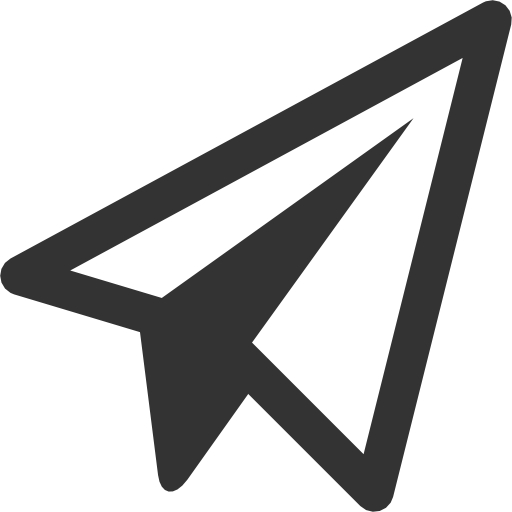 Paper Plane Icon Download Free Icons
