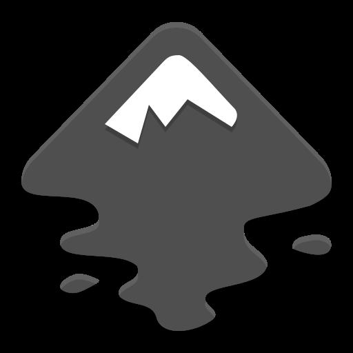 Inkscape Icon Papirus Apps Iconset Papirus Development Team
